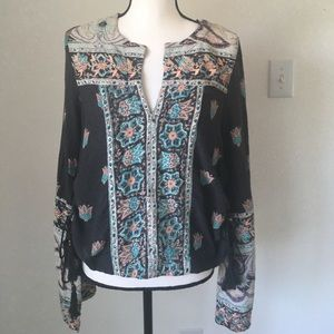 Free People Boho Tunic / Size 2
